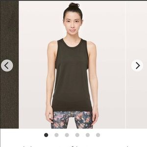 Swiftly relaxed tank-relaxed fit